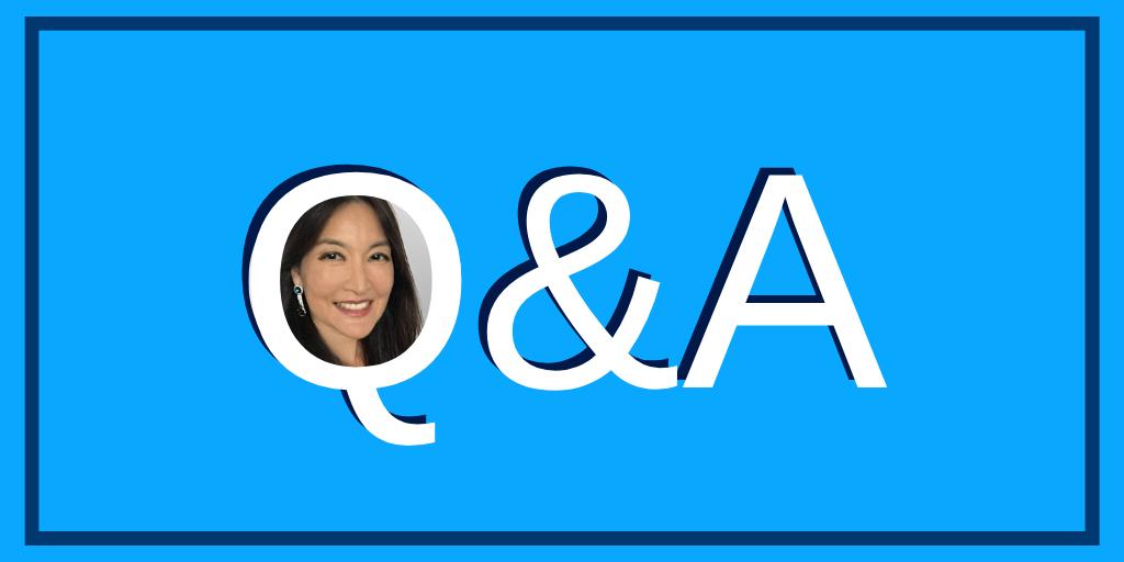 Team Feature: Sharon Choe – Senior VP, Investor Relations & Business Development