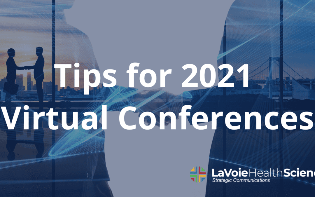 5 Tips for 2021 Virtual Conferences